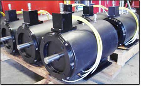 Subsea Motors Submersible Electric Motors Rov Electric